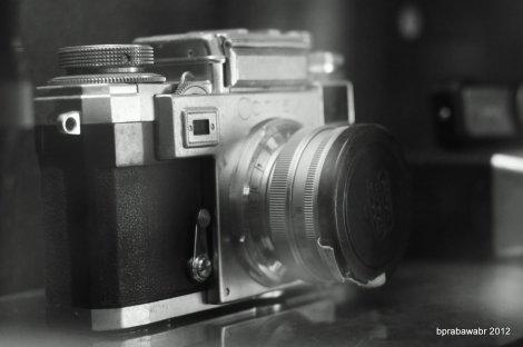 Kamera tua milik Sultan Hamengkubuwono IX